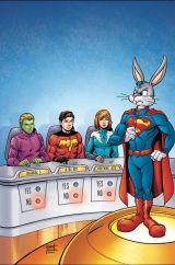 Bugs Bunny Legion of Superheroes