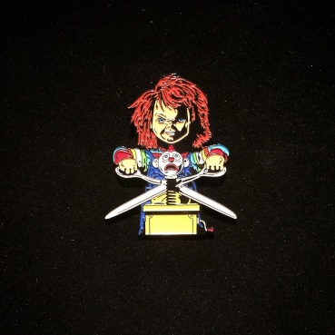 Chucky pin
