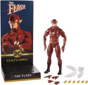 Flash Mattel figure