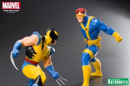Wolverine Cyclops ARTFX