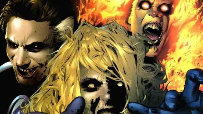Zombie Fantastic Four