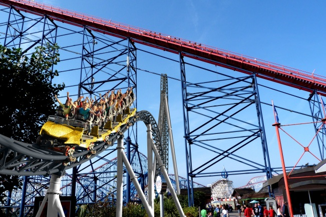 Blackpool Pleasure Beach - ICON
