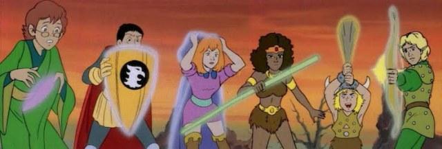 Dungeons & Dragons 1983