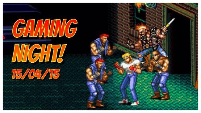 Gaming Night 5