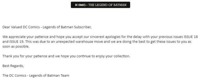 Legends of Batman - Eaglemoss