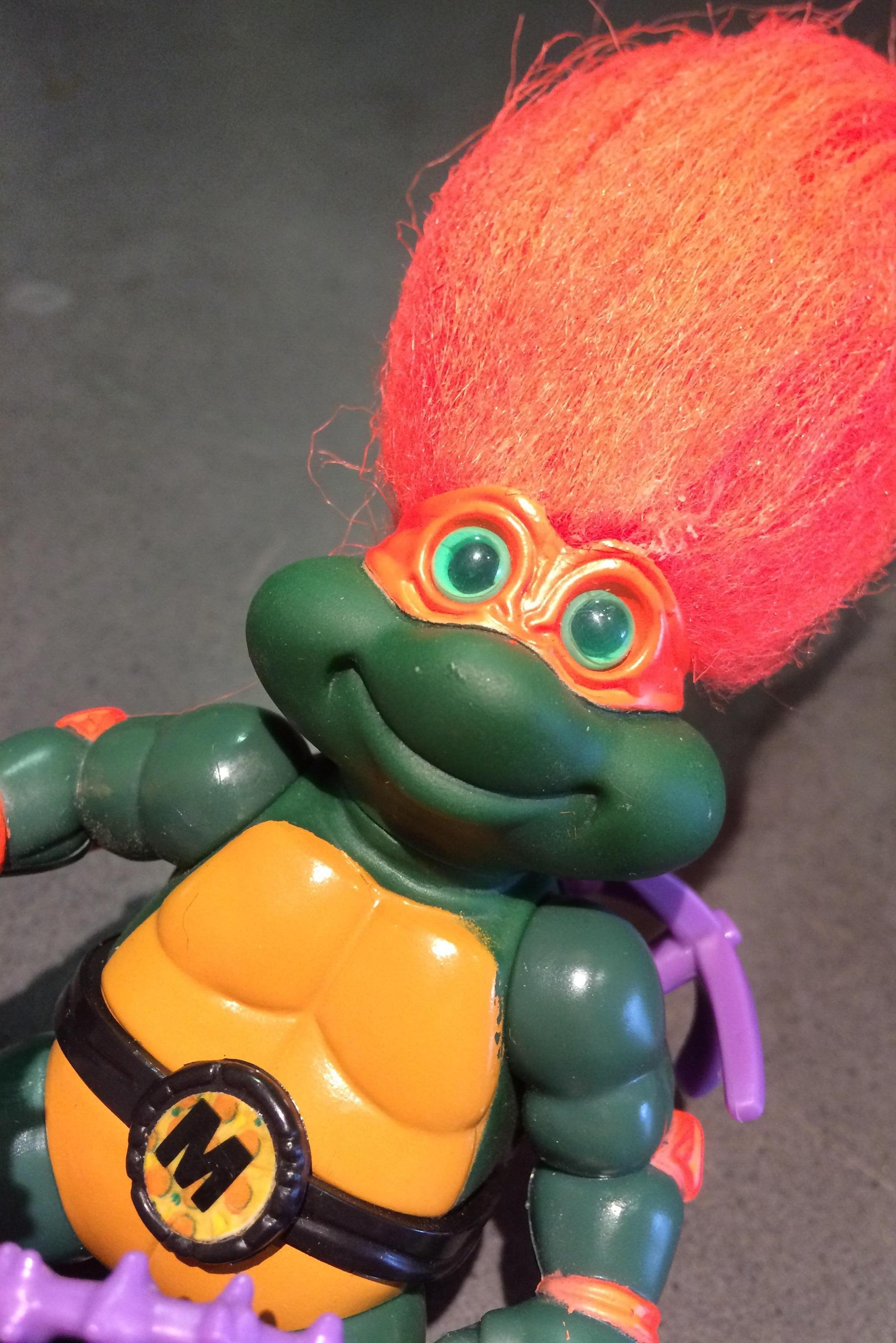 Mikey Troll