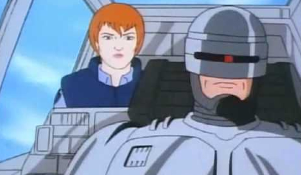 Robocop cartoon