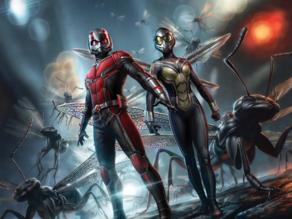 The Great Stampede 47 Ant Man And The Wasp The Early