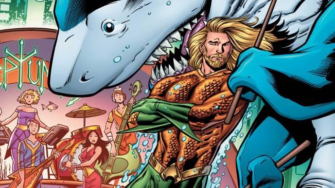 Aquaman Jabberjaw