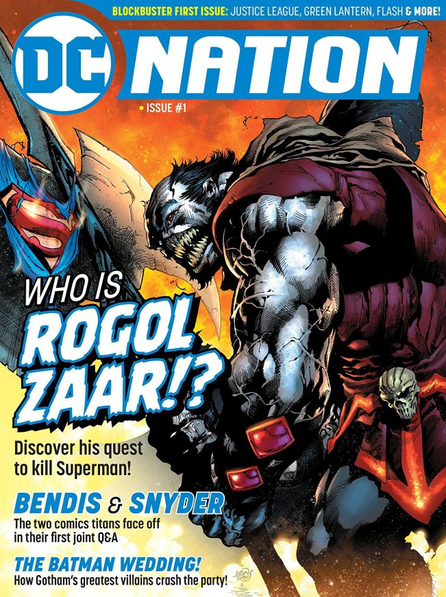 DC Nation cover