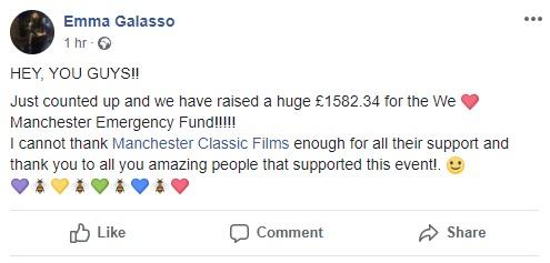 The Goonies charity screening