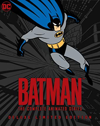 Batman: The Animated Series Blu-ray