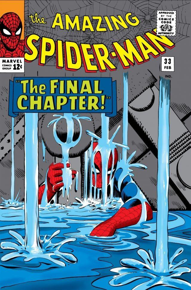 Amazing Spider-Man 33