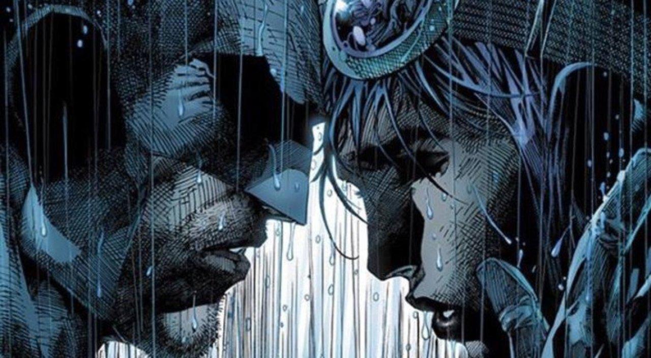 Batman Catwoman marriage