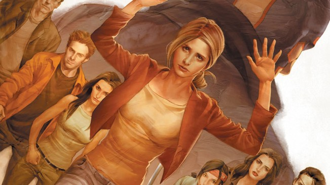 Buffy Comics Marvel