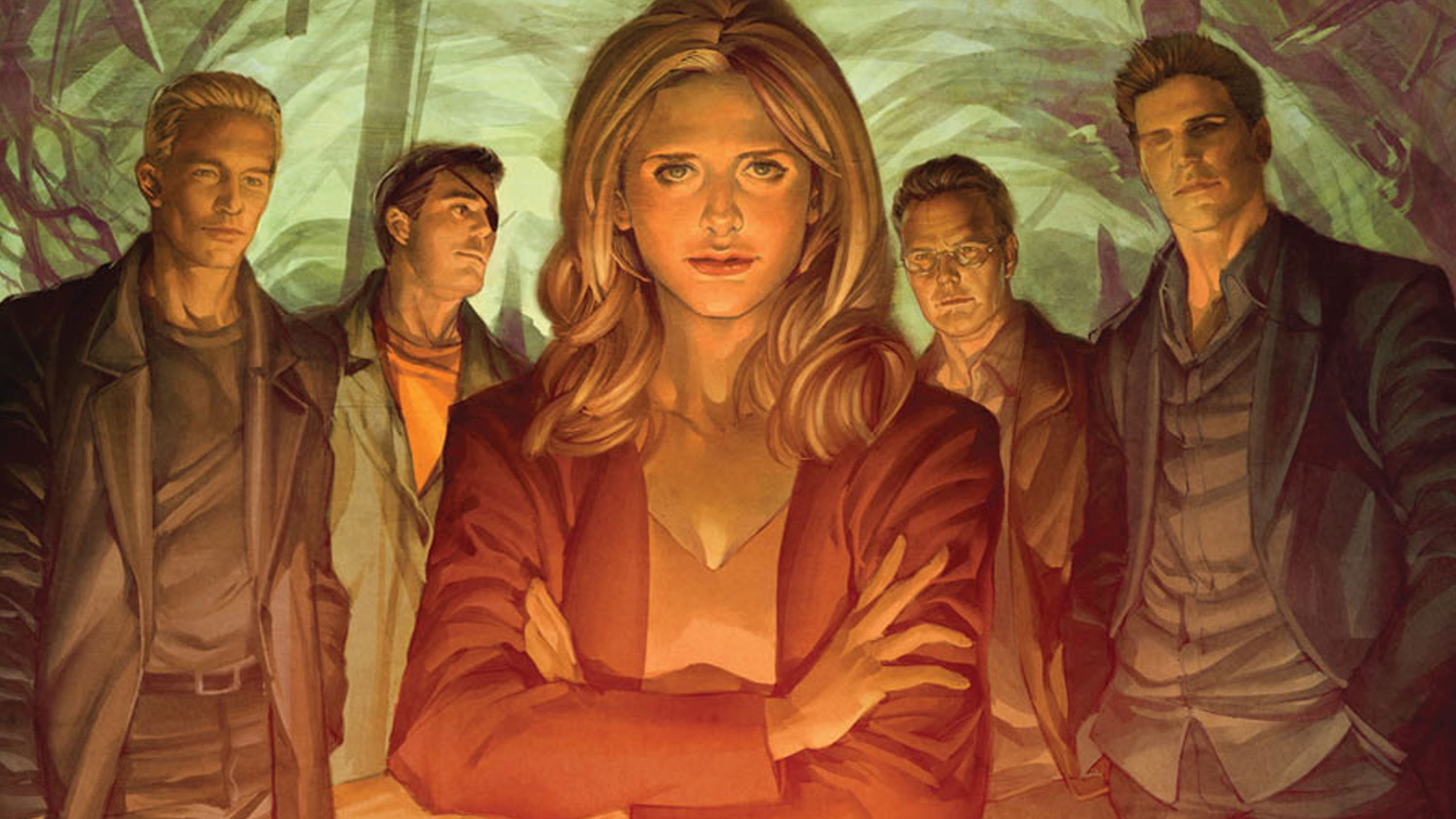 buffy-the-vampire-slayer-comic-books