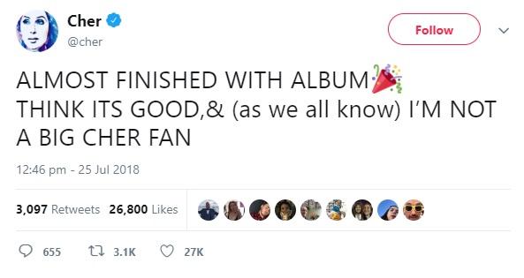 Cher 1