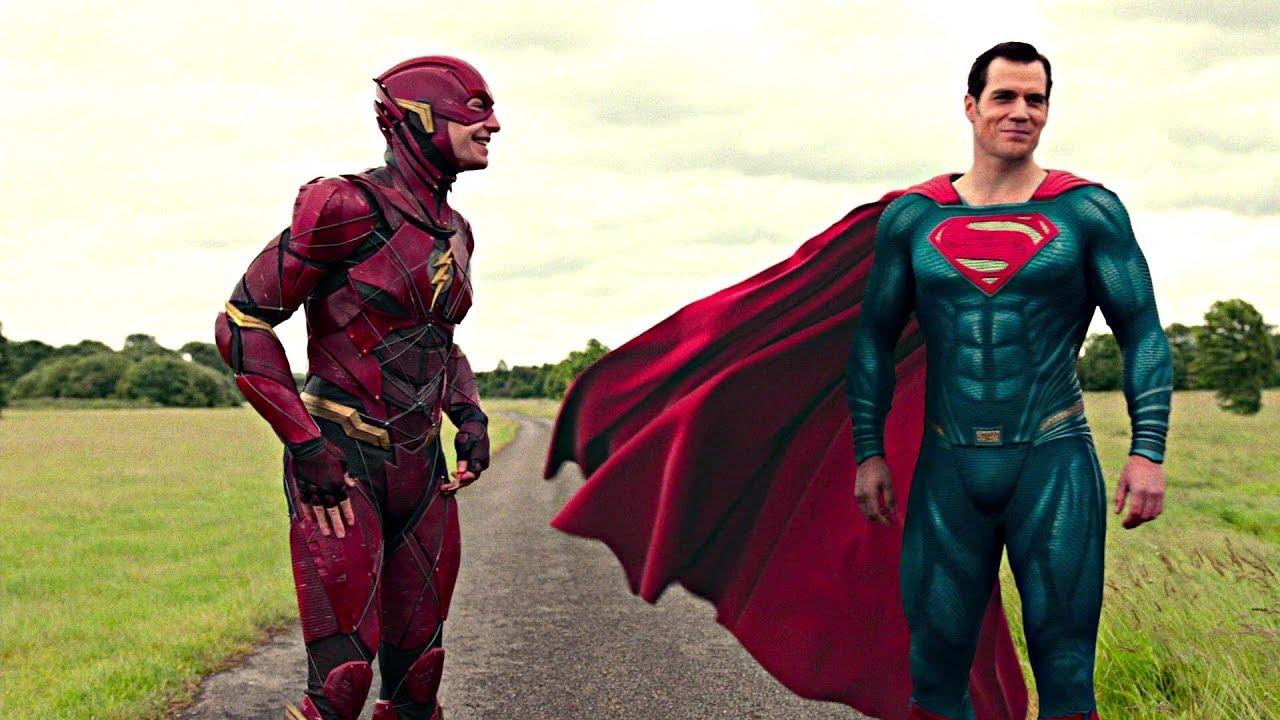 Flash-Superman