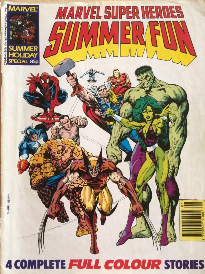Marvel Summer Fun 4