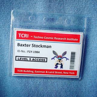 Baxter Stockman cosplay accessories