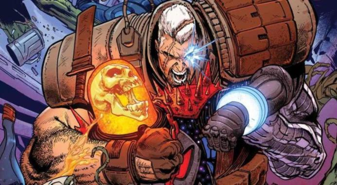 Cosmic Ghost Rider Cable
