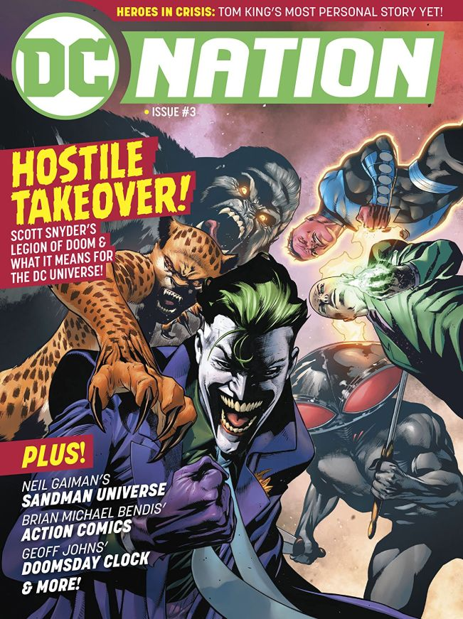 DC Nation issue 3