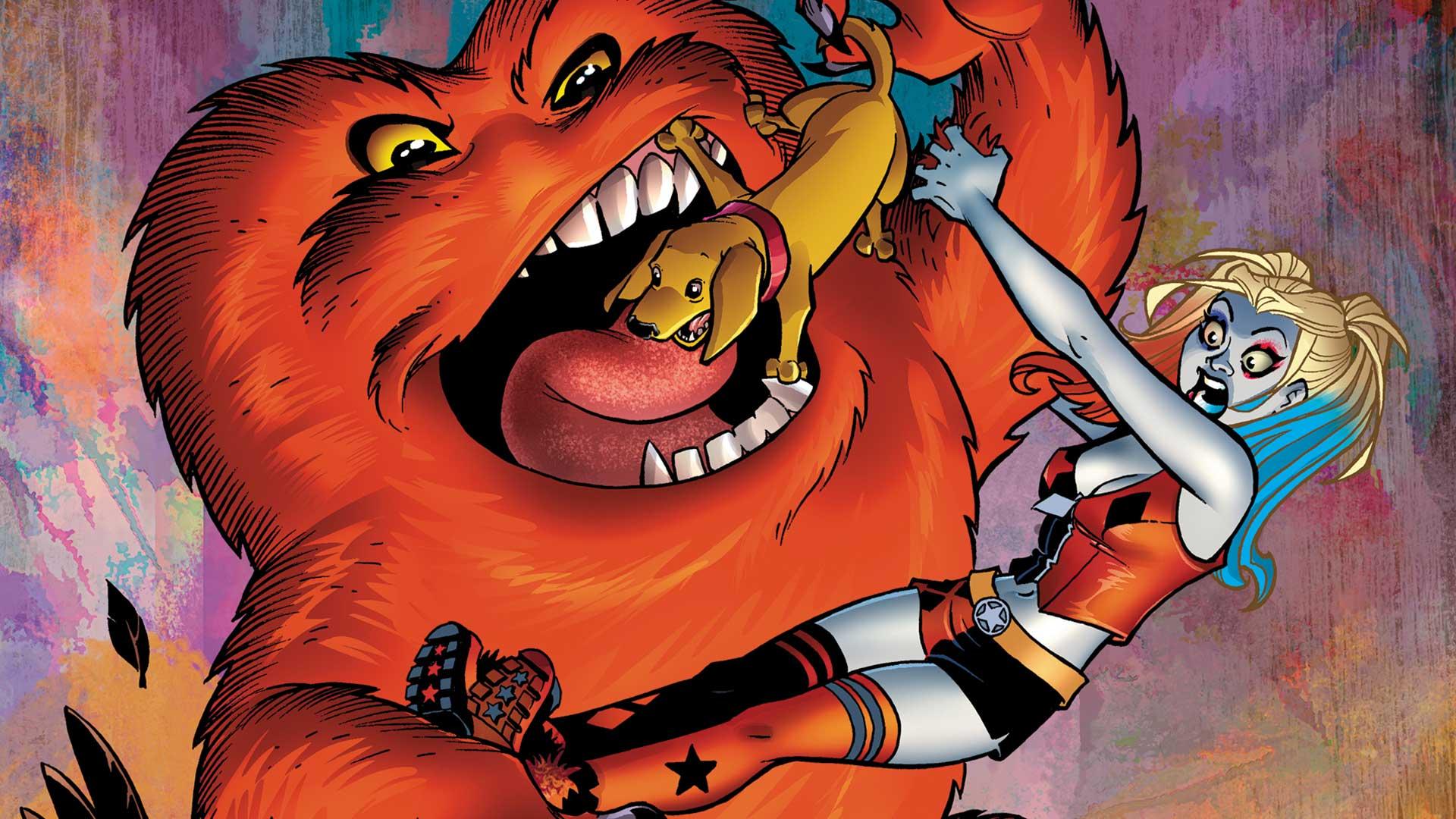 Harley Quinn Gossamer