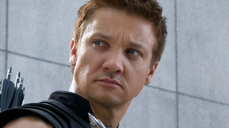 Jeremy Renner Mission Impossible