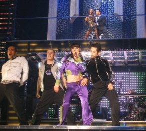 Mel C Spice Girls 2008