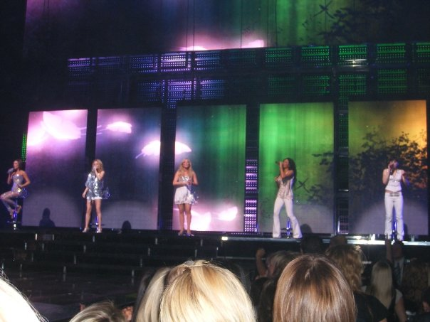 Spice Girls concert