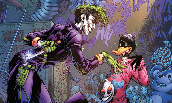 The Joker Daffy Duck
