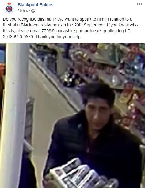 Blackpool Police