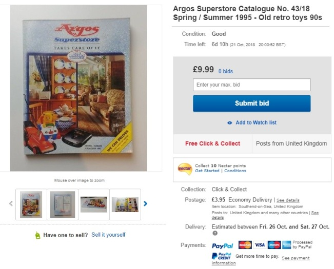 The things you discover on eBay… | It's A Stampede!