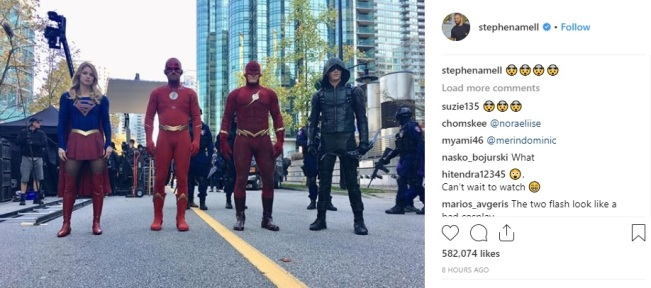 Flash 2 Elseworlds