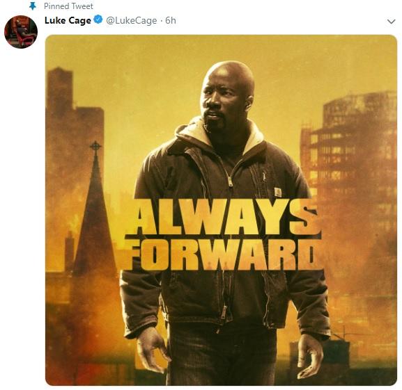 Luke Cage social