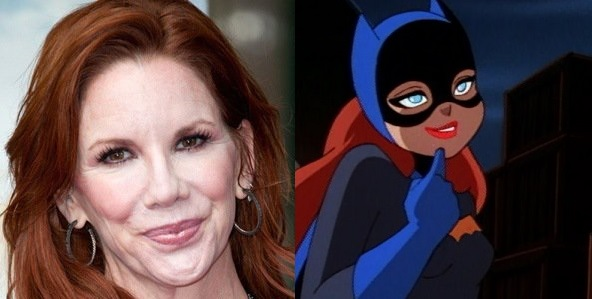 93c2bf34441b41 melissa-gilbert-1. Although Batgirl s role on Batman  The Animated Series  ...