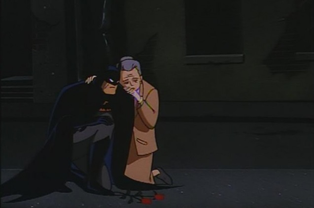 Appointment in Crime Alley Batman