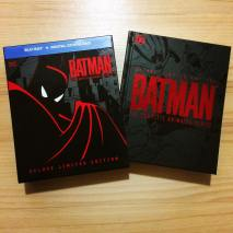 Batman the Animated Series Blu-ray (1)