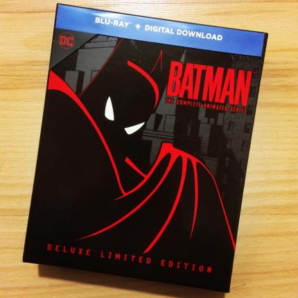 Batman the Animated Series Blu-ray (4)