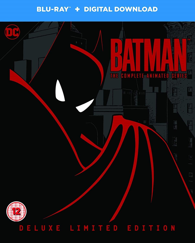 Batman the animated Series Blu-ray