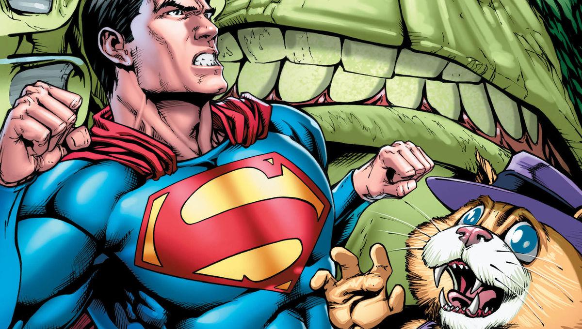Superman Top Cat