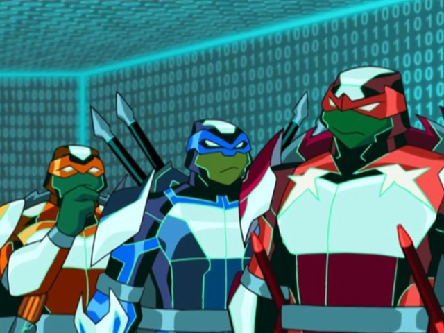 Remembering The 2003 Teenage Mutant Ninja Turtles Cartoon It S A Stampede