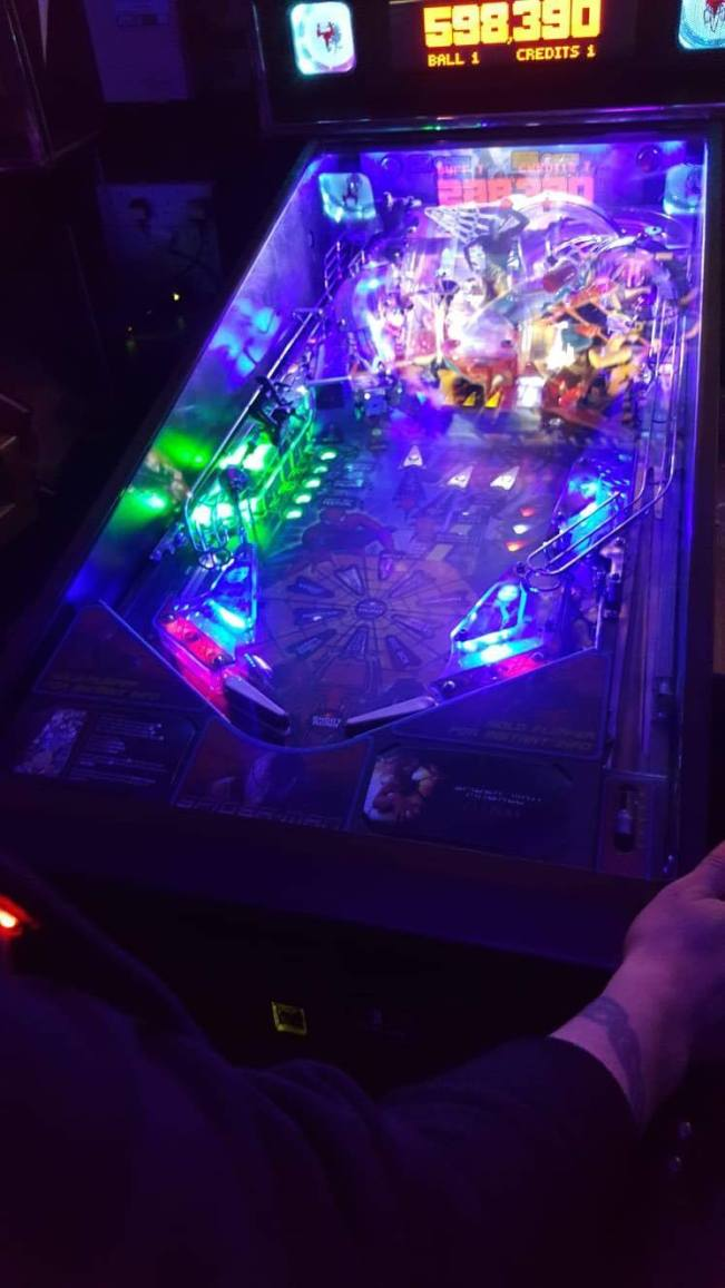 A Saturday afternoon arcade gaming in Manchester | It's A Stampede!