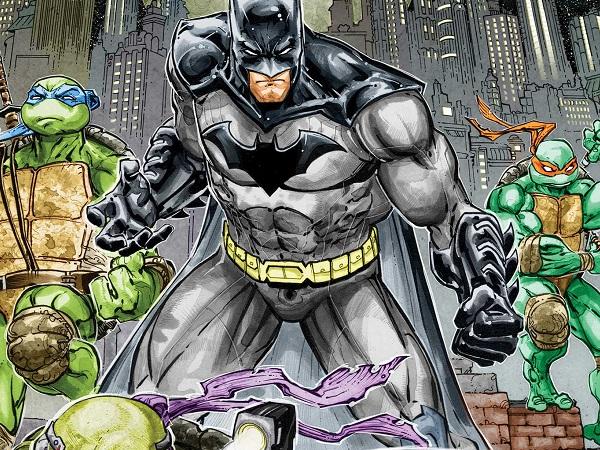 Watch Batman Vs Teenage Mutant Ninja Turtles Trailer
