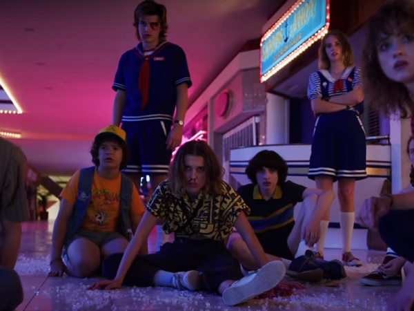 Watch Stranger Things Season 3 Trailer It S A Stampede