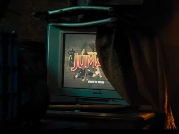 Watch Jumanji The Next Level Trailer It S A Stampede