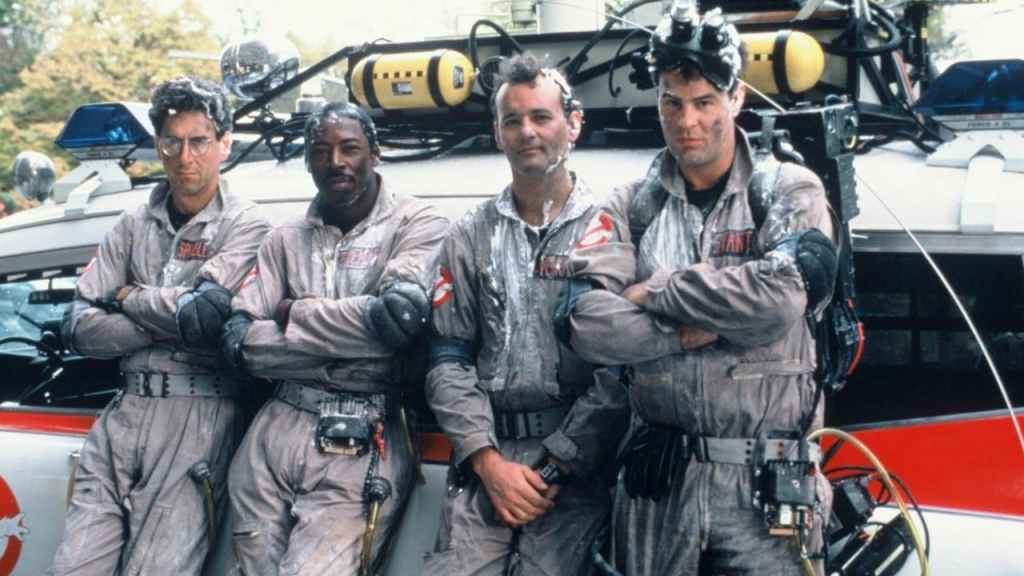 What Is The Best Order To Watch The Ghostbusters Movies It S A Stampede